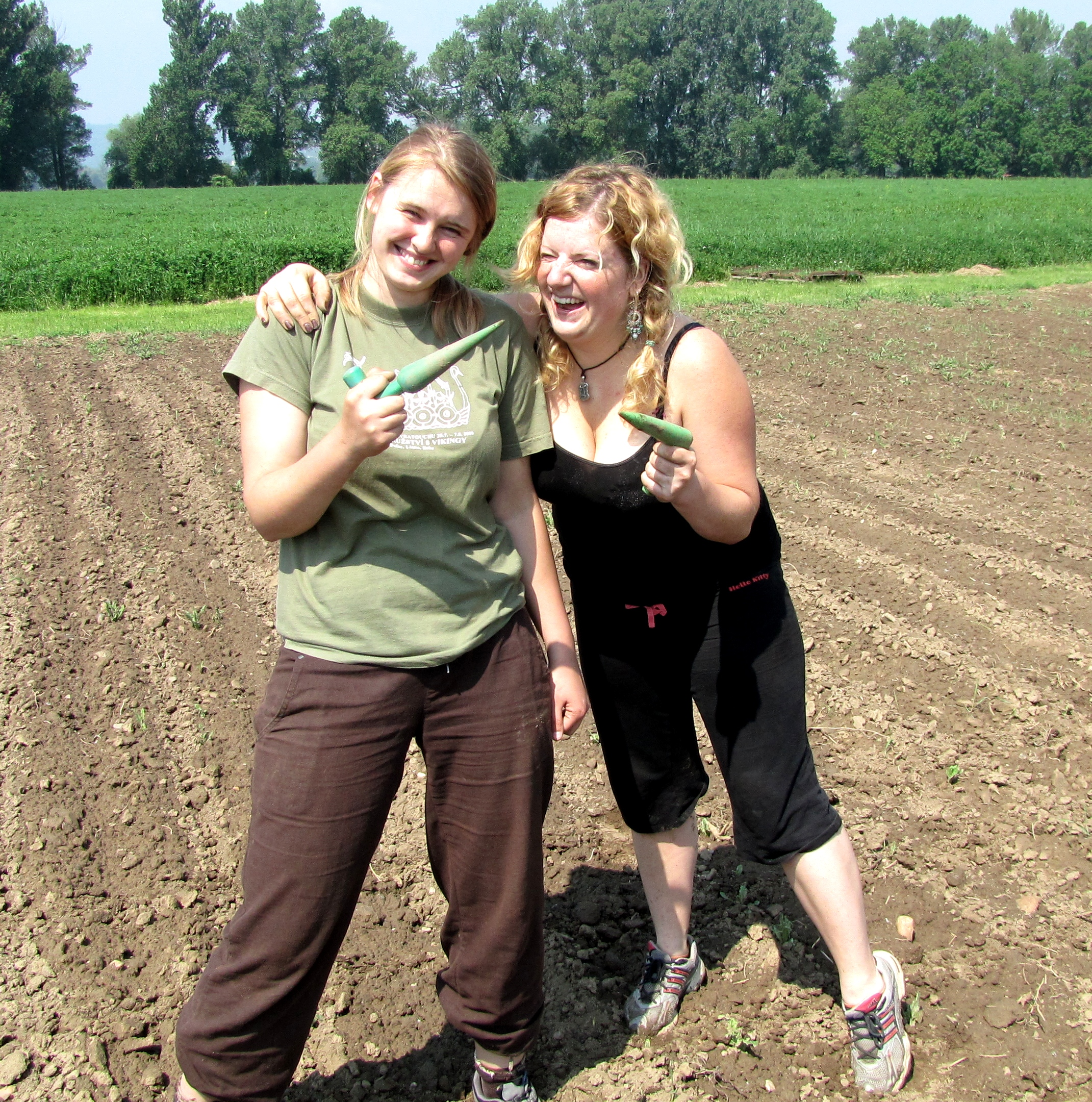 Zelenina kam se podíváš – tamjdem na bio-farmu