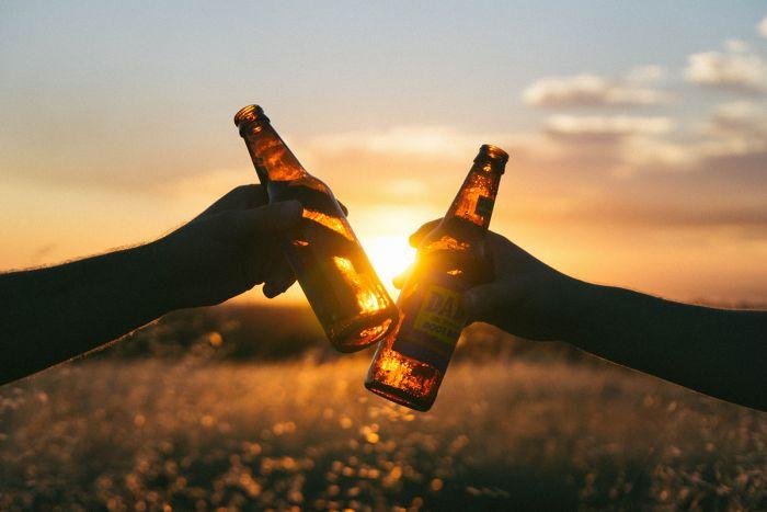 TamZAjdem: Demonstrace a pivo